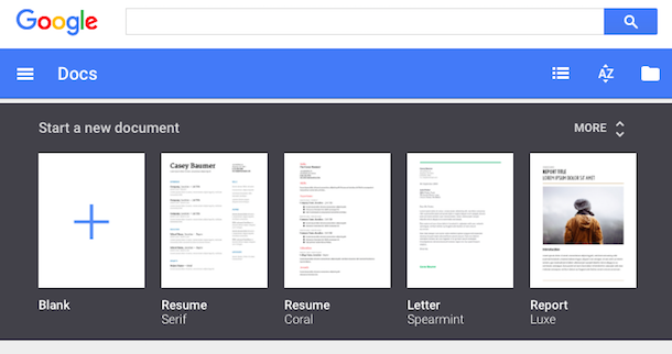 docs-templates
